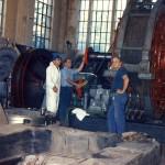 Fratelli Mamazza, Leonardi, Ed Altri operari Enel, che si occupavano della manutenzione della Centrale Alcantara