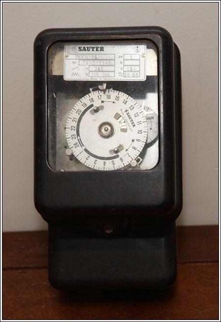 Orologio elettrico