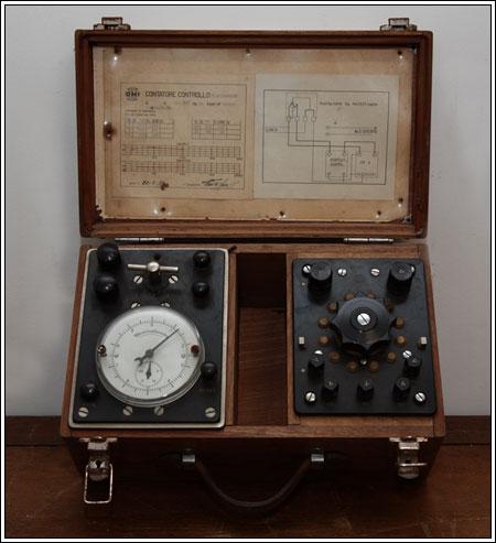 Controllo contatori monofase anni 60