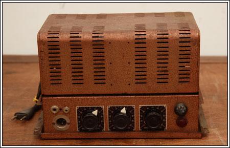 Amplificatore anni 50