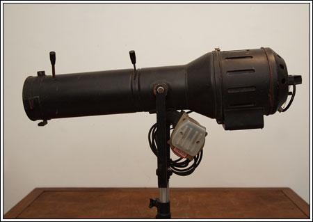 Occhio di bue da 1000 w. della Coemar anni 80