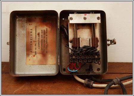 Contattore elettromecchanico