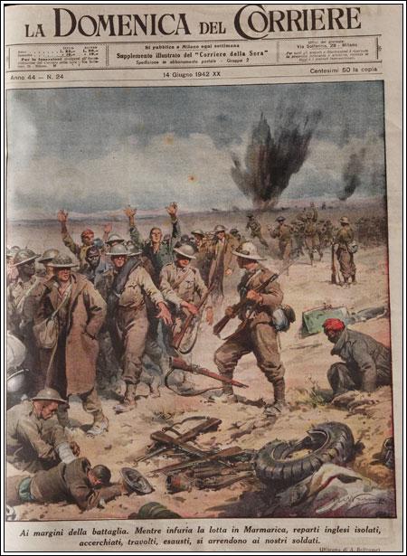 La domenica del corriere del 14 giugno 1942