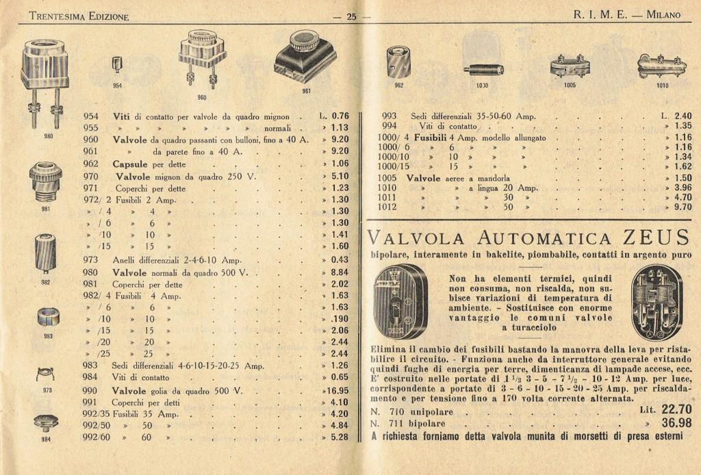 catalogo-rime-1937-materiale-elettrico-milano-001-coprire-indirizzo-sezione-cataloghi-e-libri-2