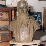 Busto Padre Giammaria Giardini Naxos