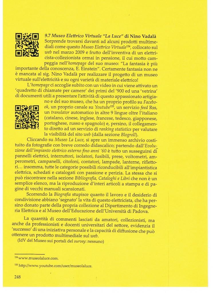 Pag. 248 pubblicazioni del libro Elisa Bonacini