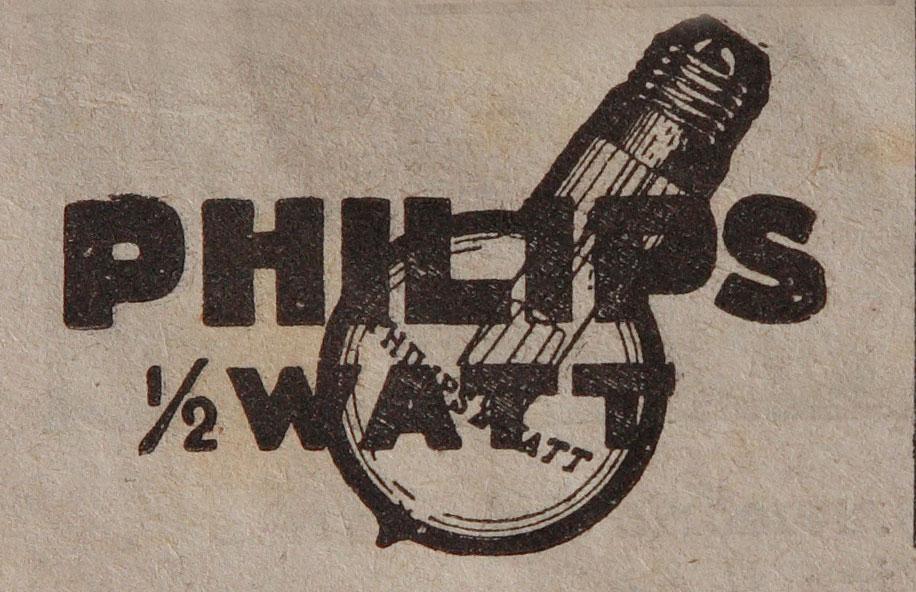 Pubblicità della Philips